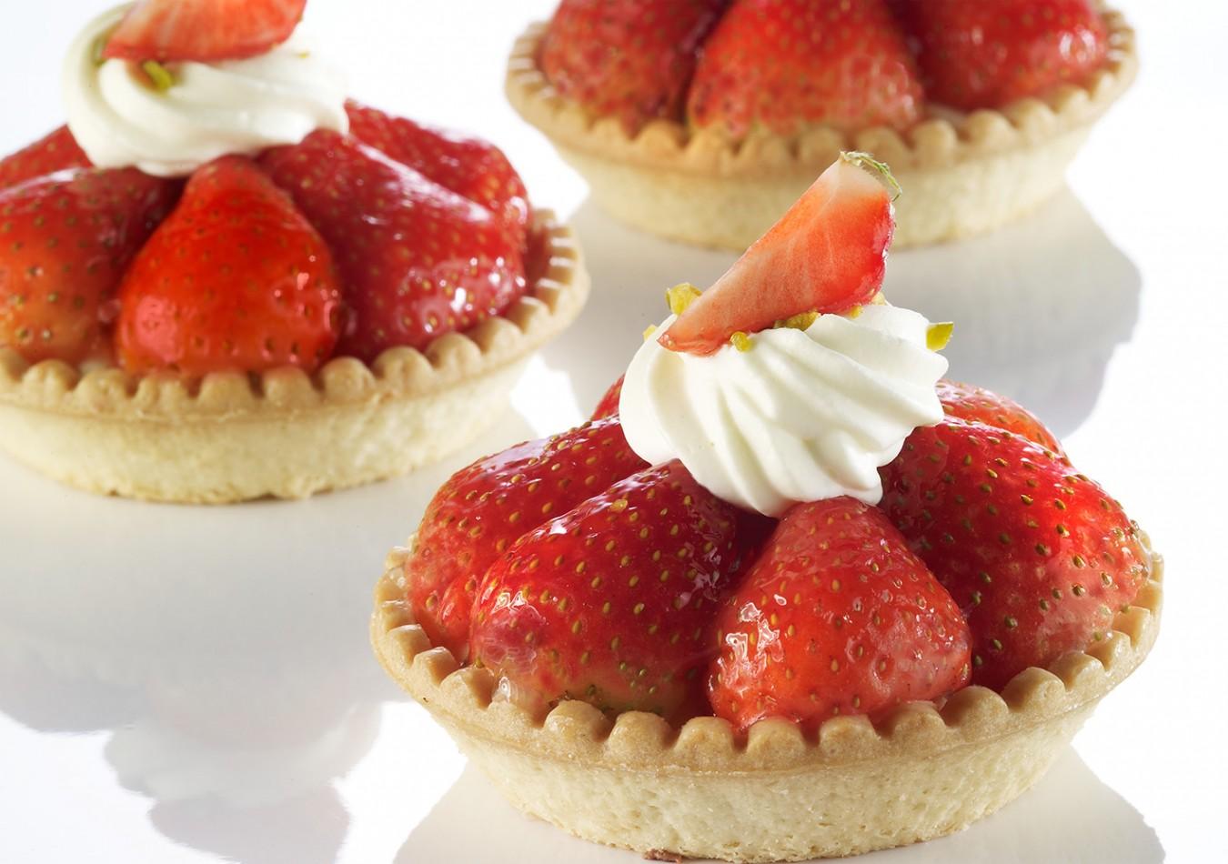 <p>…die Erdbeeren sind wieder los</p>